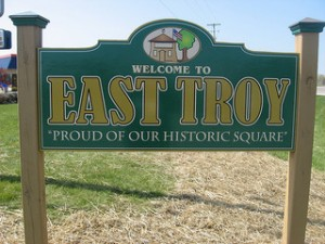 East Troy Wisconsin