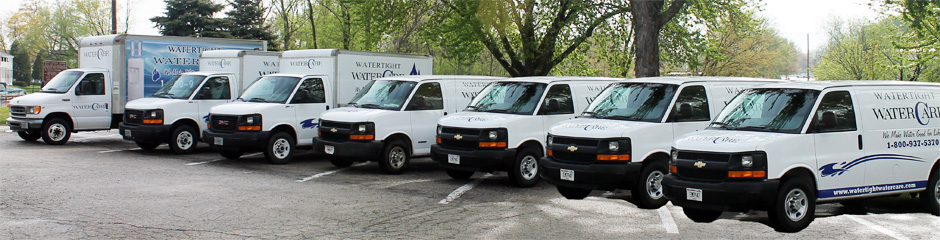 Watertight WaterCare Fleet